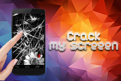 Crack Screen